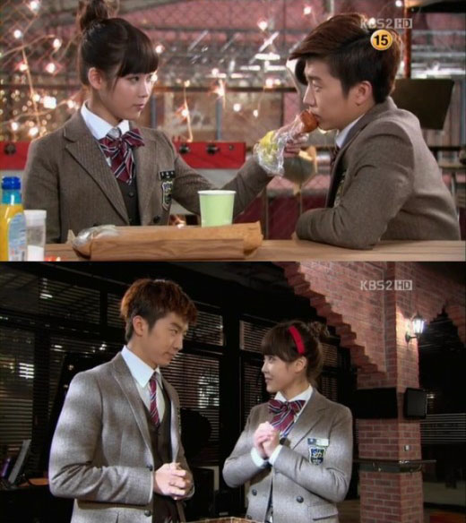 iu and wooyoung dating 2012 election
